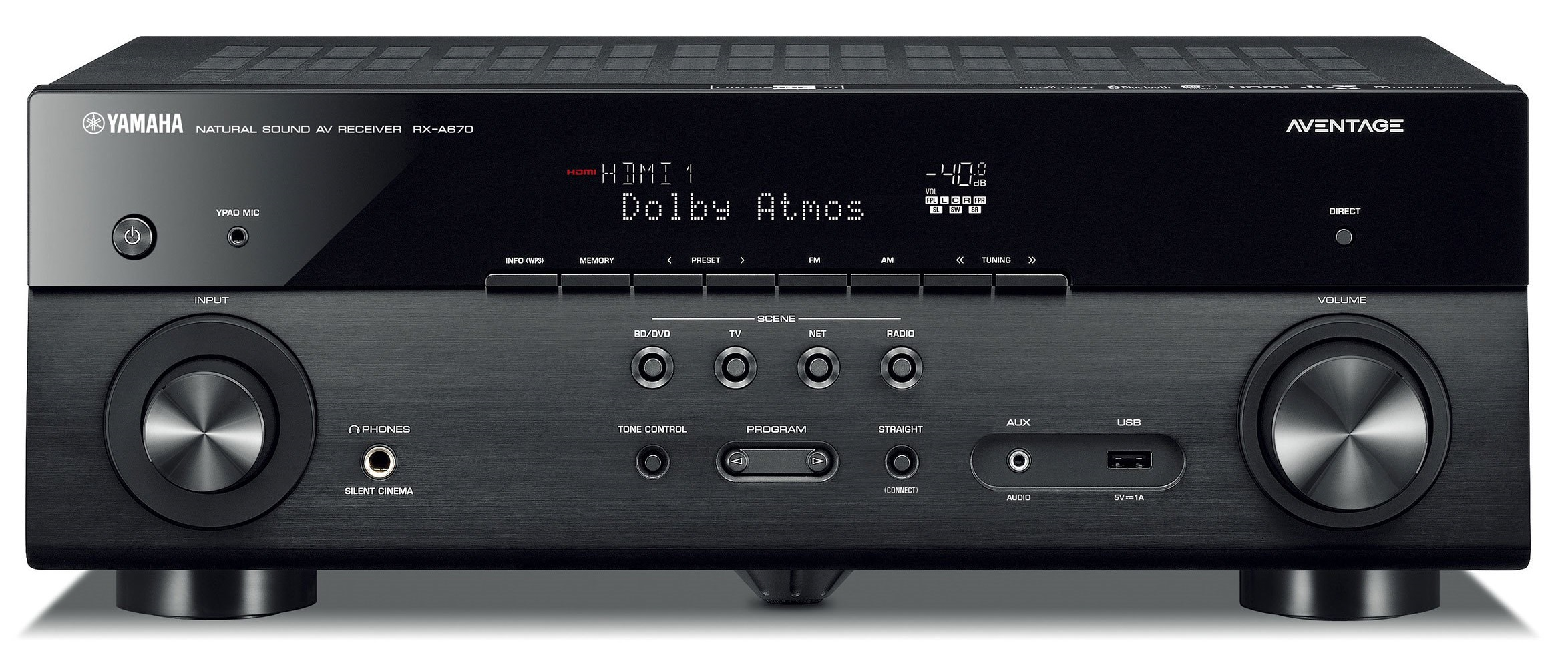 yamaha rx a670 network av receiver the listening post