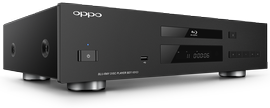 Oppo BDT-101CI Modular Blu-Ray Player
