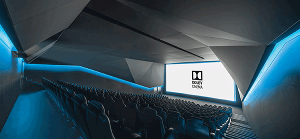 Interior Rendering of Dolby vision