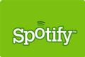 Spotify Logo at The Listening Post Christchurch