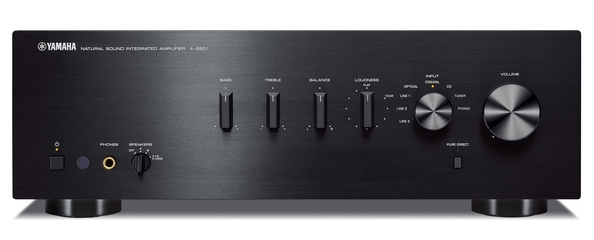 yamaha integrated amplifier a s501 as501 a s501. Black Bedroom Furniture Sets. Home Design Ideas