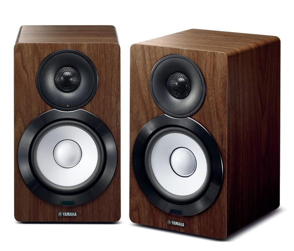 yamaha nx n500 wireless network speakers with musiccast