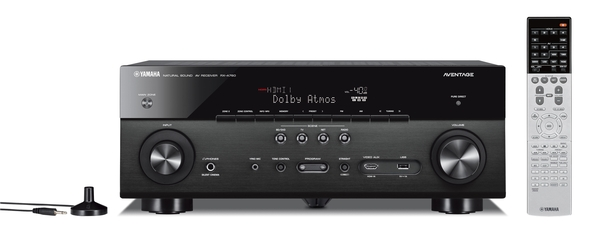 yamaha rx a760 7 2 ch receiver with wi fi bluetooth. Black Bedroom Furniture Sets. Home Design Ideas