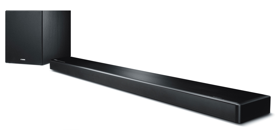 yamaha ysp 2700 musiccast surround sound bar the. Black Bedroom Furniture Sets. Home Design Ideas
