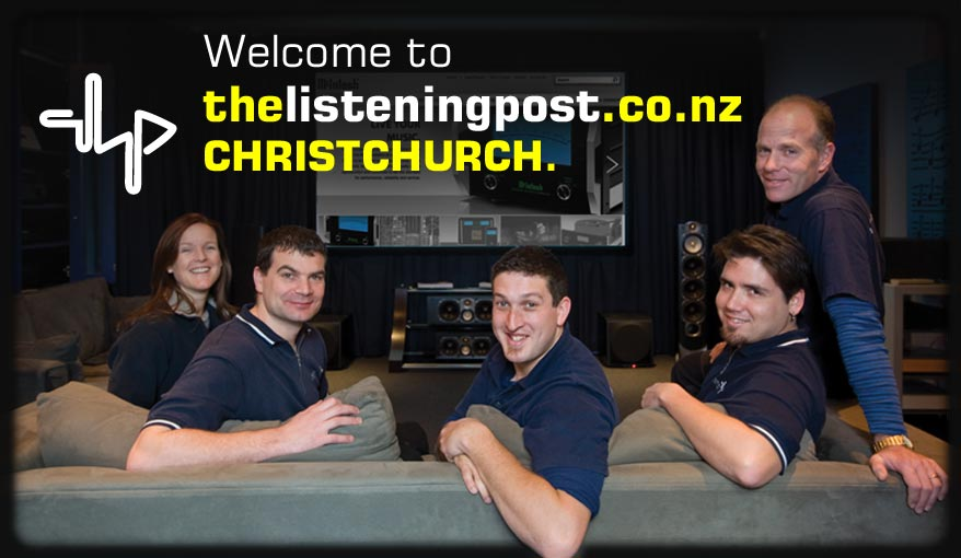 Welcome to The Listening Post Christchurch | Home Theatre, Hi Fi and Stereo systems
