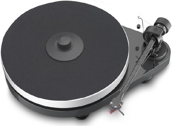 Pro Ject Rpm 5 1 Turntable Ortofon 2m Red The