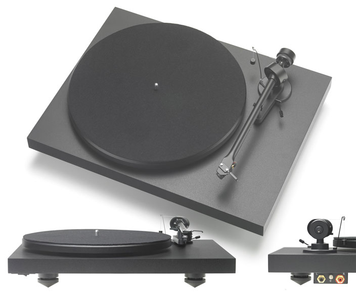 project debut iii Note: based on the instruction manual i assumed it was not possible to adjust azimuth on this new carbon turntable but craig sypnier, owner of audio renaissance.